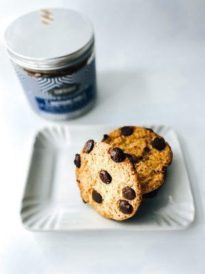 cookies drops cioccolato